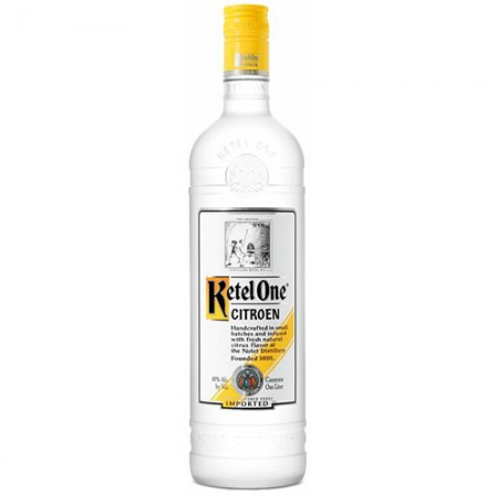Vodka Ketel One Citroen - 1000ml