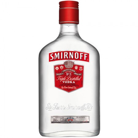Vodka Smirnoff Red - Pentaca - 350ml