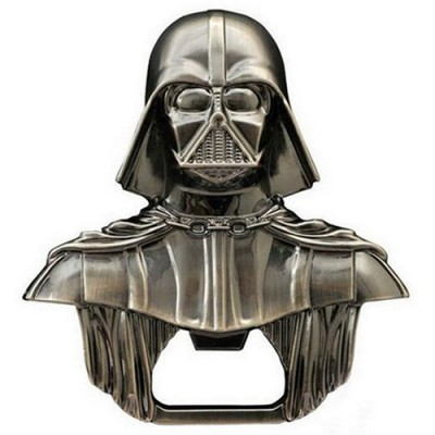 Abridor de Garrafa Darth Vader - Star Wars - Metal