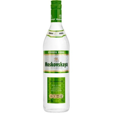 Vodka Moskovskaya - 750ml