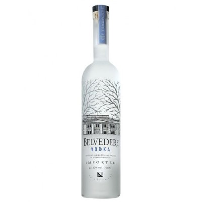 Vodka Belvedere com Led - 3000ml