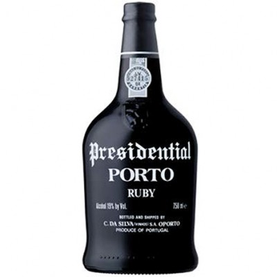 Vinho do Porto Presidential Ruby - 750ml