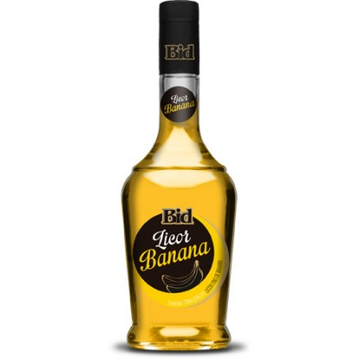 Licor Bid Banana - 720ml