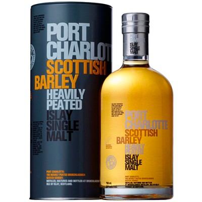 Whisky Bruichladdich Islay Single Malt - Port Charlotte - 700ml