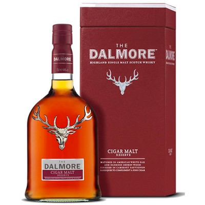Whisky The Dalmore Cigar Malt Reserve - 700ml