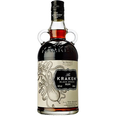 Rum The Kraken - Black Spiced - 750ml