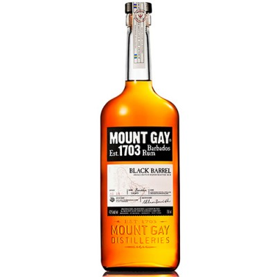 Rum Mount Gay 1703 - Black Barrel - 700ml