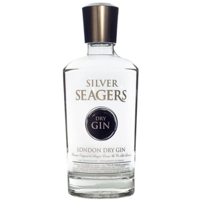 Gin Silver Seagers - 750ml