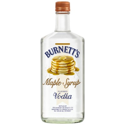 Vodka Burnett's - Maple Syrup - 750ml