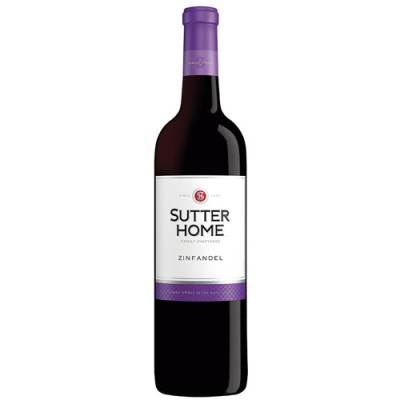 Vinho Sutter Home Zinfandel - 750ml