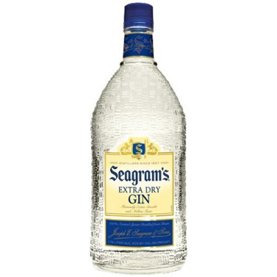 Seagram's Extra Dry Gin - 750ml