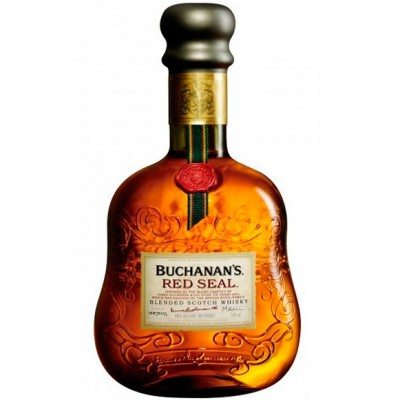 Whisky Buchanan's Red Seal - 750ml (Embalagem com Cartucho)