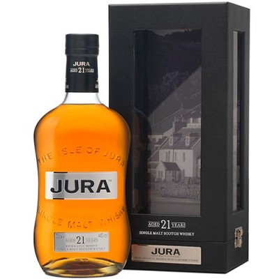 Whisky Jura 21 Anos - Single Malt - 700ml