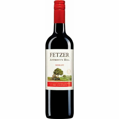 Vinho Fetzer Anthonys Hill Merlot - 750ml
