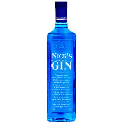 Gin Nick's com Taça - 1000ml