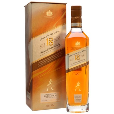 Whisky Johnnie Walker Ultimate - 18 anos - 750ml