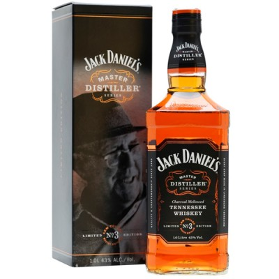 Whisky Jack Daniels Master Distiller Nº3 - 750ml