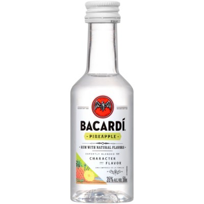 Rum Bacardi Pineapple - Miniatura - 50ml