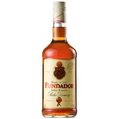 Conhaque Fundador Brandy - 750ml