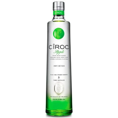 Vodka Ciroc Apple - 1000ml