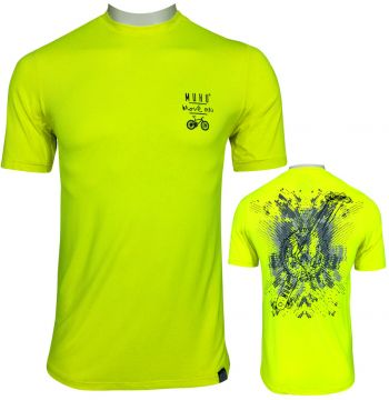 cod. 4034<br/>Move On - cor Amarelo Fluor/Neon