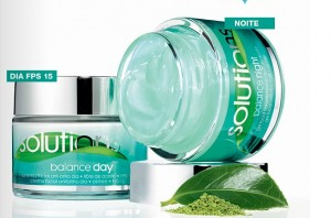 * Avon Solutions - Balance Night - Gel Facial Antibrilho NOITE  - foto principal 2
