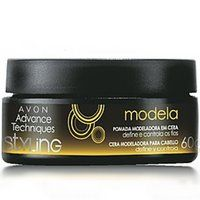 Advance Techniques Avon Styling Pomada Modeladora em Cera 60g