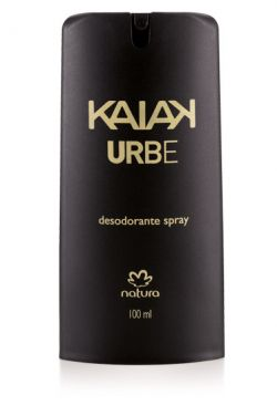 Natura Kaiak Kaiak Urbe Desodorante Spray masculino - 100 ml