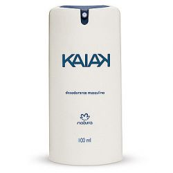 * Natura Kaiak Desodorante Spray 100 ml