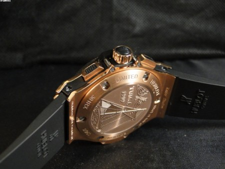REPLICA DE RELOGIO HUBLOT BIG BANG EDITION FIFA - HUB07  - foto 2