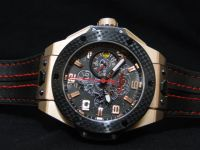 REPLICA HUBLOT  2013 CAIXA ROSE HUB18