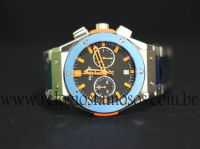 RÉPLICA HUBLOT VENDOME BLUE/ORANGE - HUB21