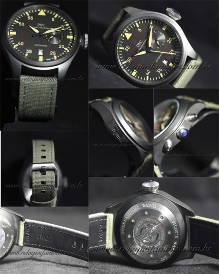 IWC TOP GUN MIRAMAR WATCH  - foto 2