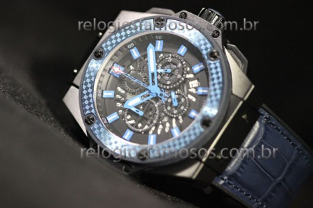 REPLICA DE RELÓGIO HUBLOT BIG BANG  - foto 2