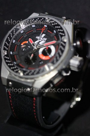 HUBLOT F1 KING POWER MAQUINA ETA  - foto 2