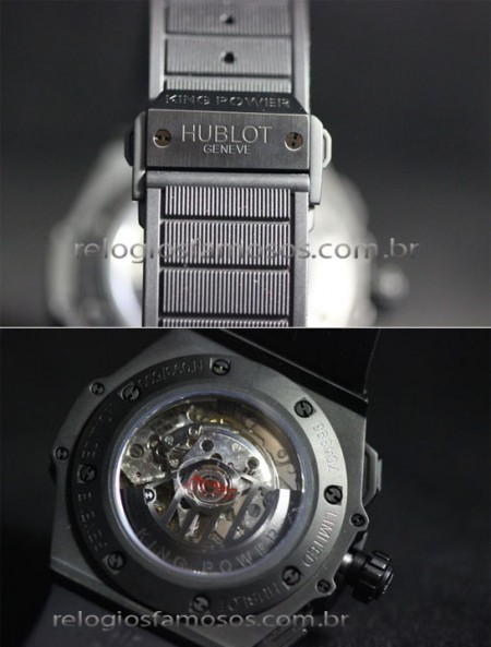 HUBLOT BIG BANG KING POWER ETA  - foto 3