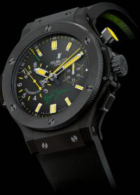 HUBLOT BIG BANG SENNA 2