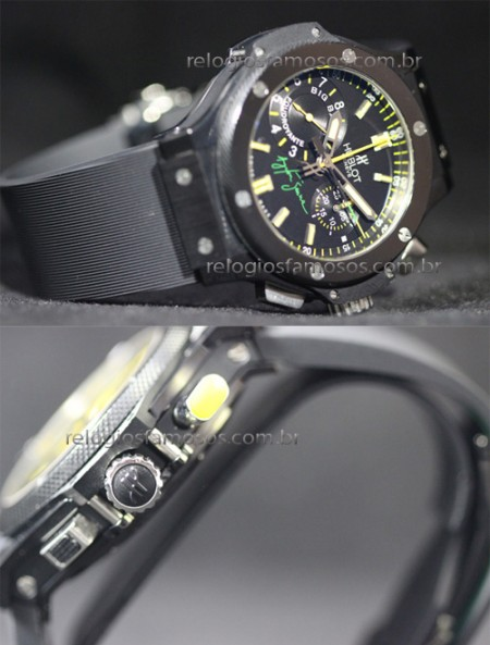 HUBLOT BIG BANG SENNA 2  - foto 3