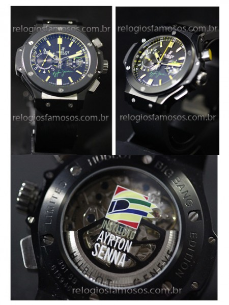 HUBLOT BIG BANG SENNA 2  - foto 5