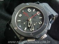 HUBLOT BIG BANG EDITION AYRTON SENNA VALJOUX 7750