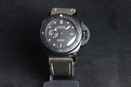 RELÓGIO PANERAI LUMINOR SUBMERSIBLE  - foto 2