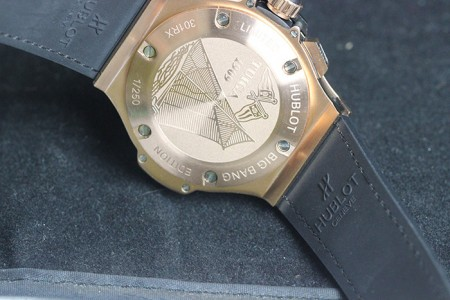 REPLICA DE RELOGIO HUBLOT BIG BANG TUIGA 1909  - foto 6