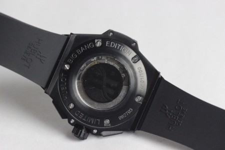 REPLICA DE RELOGIO HUBLOT BIG BANG DAY NIGHT  - foto 3