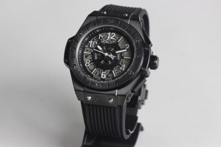 REPLICA DE RELOGIO HUBLOT BIG BANG DAY NIGHT  - foto 4