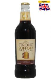 Cerveja Strong Suffolk Vintage Ale 500 ml