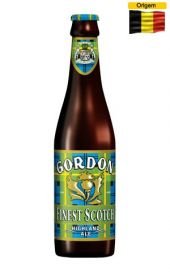 Cerveja Gordon Finest Scotch Highland Ale 330 ml