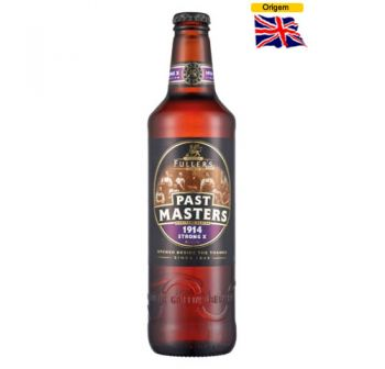 Cerveja Fullers Past Masters 1914 Strong X 500 ml