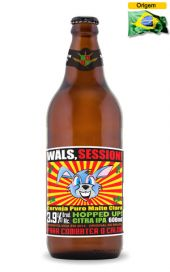 Cerveja Wäls (Wals) Session 600 ml