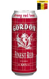 Cerveja Gordon Finest Red 500 ml