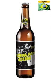 Cerveja Backer Tommy Gun Double IPA 355 ml